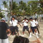 Beach Performance