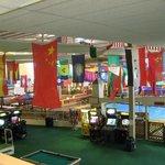 Lobby area / play area