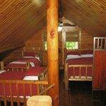 Cabin #3 - loft
