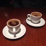 Wonderful Greek coffee