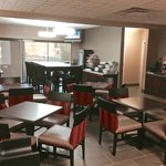 Comfort Inn Dayton Huber Heights Truly Yours Breakfast Seating