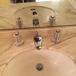 Original 1970 faucets.