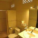 Standardroom bathroom