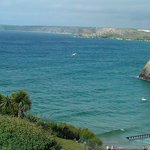 view in newquay