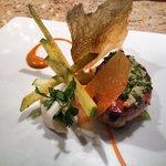 Escalopine de foie gras