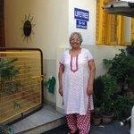 Mrs. Kanta looking forward to welcoming you
