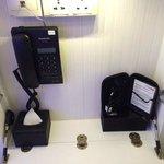 Telephone and Speaker
