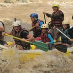 Thai Adventure Rafting - Day Tours