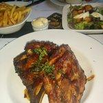 Delicious ribs
