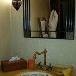 El baño de nuestra habitación.