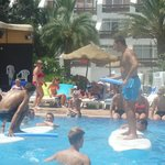 Pool entertainment