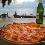 Pizzeria il Chiosco Solemare Foto