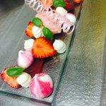 Strawberry Desert