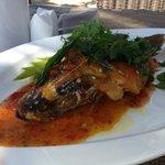 Fisch im Beach Restaurant
