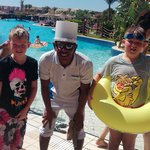 pool man - fab with the kids