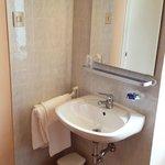 lavandino in camera - camere senza bagno privato
