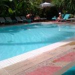 Bella piscina ma...