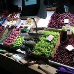 Frutas bien presentadas