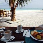 Breakfast ..,. Beat that view!
