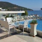 Main pool from Panorama Bar