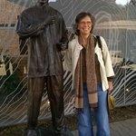 Visit to Mandela Foundation for Memory