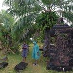 Pirate Cemetery on Nosy Boraha