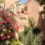 Enceinte de l'hôtel - Un des Riads