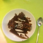 Postre chocolate ¡¡¡¡buenisimo!!!
