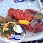 Great lobster 1,5lb