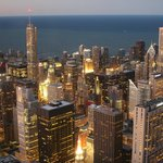 A view from Willis Tower