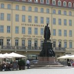 The Dresden's oasis of luxury