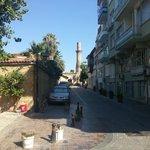 The Cut Minaret