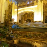 Статуя Нашей леди Марии присутствует во всех испанских храмах
