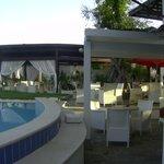 bar à la piscinne