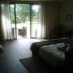 stanza e veranda
