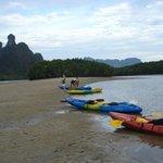 ao thalan kayaking