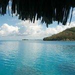 Panorama dalla overwater