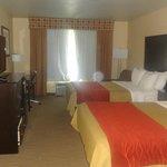 Comfort Inn & Suites Amarillo Foto