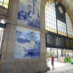 Relógio da Estação