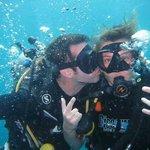 Diving in Sail Rock Jul 2014