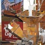 The Woodchipper in Fargo