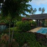 Privat Pool und Garten