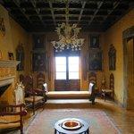 Во дворце Санчо