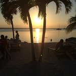 Key Largo sunset from Hampton Key Largo