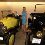 Автомобильный музей отеля