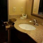 Separate sink