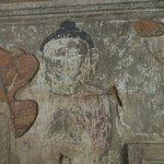 仏陀の壁画?