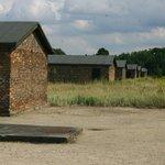 Le baracche in muratura del campo speciale sovietico