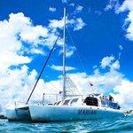 Catamaran Mariah of Palm Beach