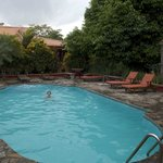 A really nice pool!
